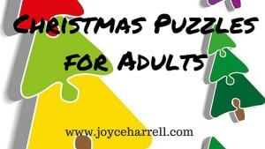 Christmas Puzzles for Adults