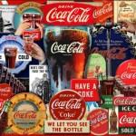 Coca Cola Decades Tradition 2000 Piece Jigsaw Puzzle